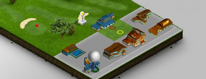 Carte du Golf : Chaumont Golf Club