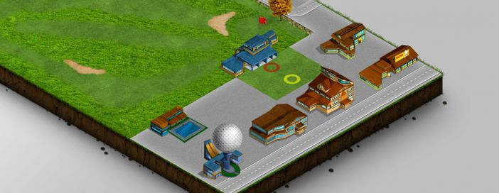 Carte du Golf : Golf Breizh Club
