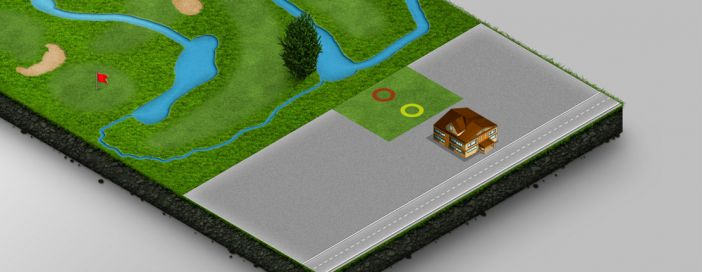 Carte du Golf : Art Golf